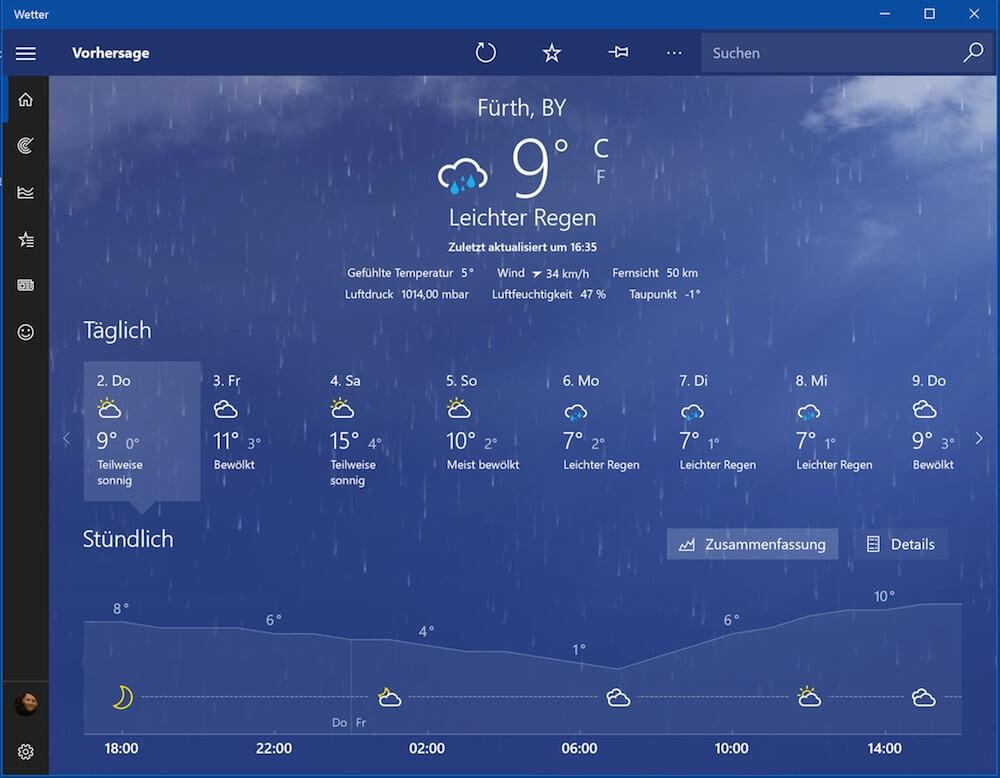 Wetter Kostenlos