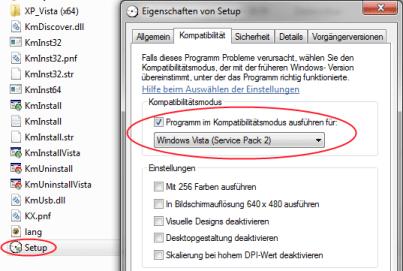 Windows 7 alte Druckertreiber installieren 1