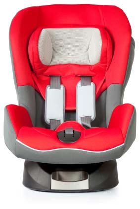 Kindersitz - (Foto: iStockphoto/PhotonStock)