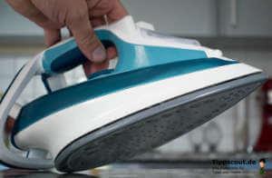 Trockerwasser für das Bügeleisen verwenden
