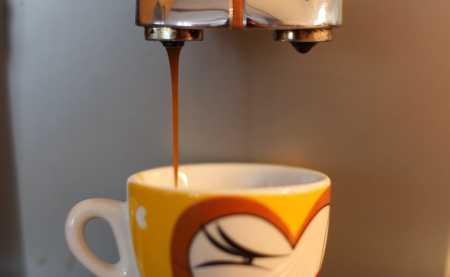 Ungleichmäßiger Kaffeeausfluß - (Foto: Markus Schraudolph)