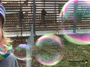 Seifenblasen selber machen