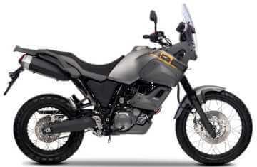 Yamaha XTZ 600 - (Foto: Pressestelle Yamaha)