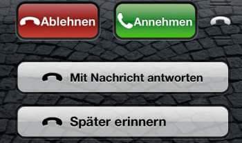 Neue Symbole iPhone nicht stören