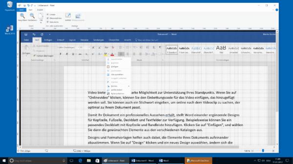 Windows Screenshot machen - so gehts mit