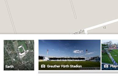 Google Maps Satellitenansicht einschalten