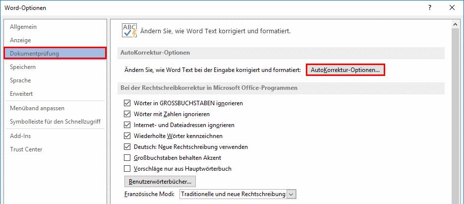 Word Links Entfernen Und Die Link Erzeugung Abschalten Tippscoutde