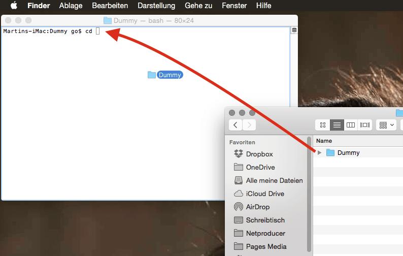 Mac Osx Finder Verzeichnis Im Terminal Offnen Tippscout De