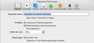 Apple Music abschalten