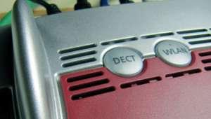 DECT-Taste der Fritzbox