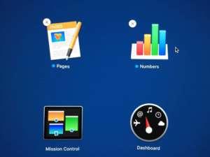 Aus dem Appstore installierte Programme können Sie auch über das Launchpad deinstallieren.
