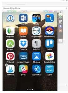 iPhone Apps löschen von iTunes aus