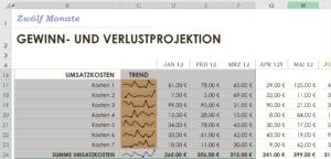 Excel - Bereich zoomen