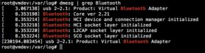 Linux - Kernelmeldungen filtern