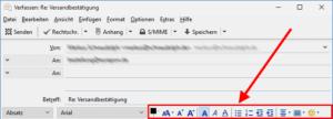 Typische HTML-Mail