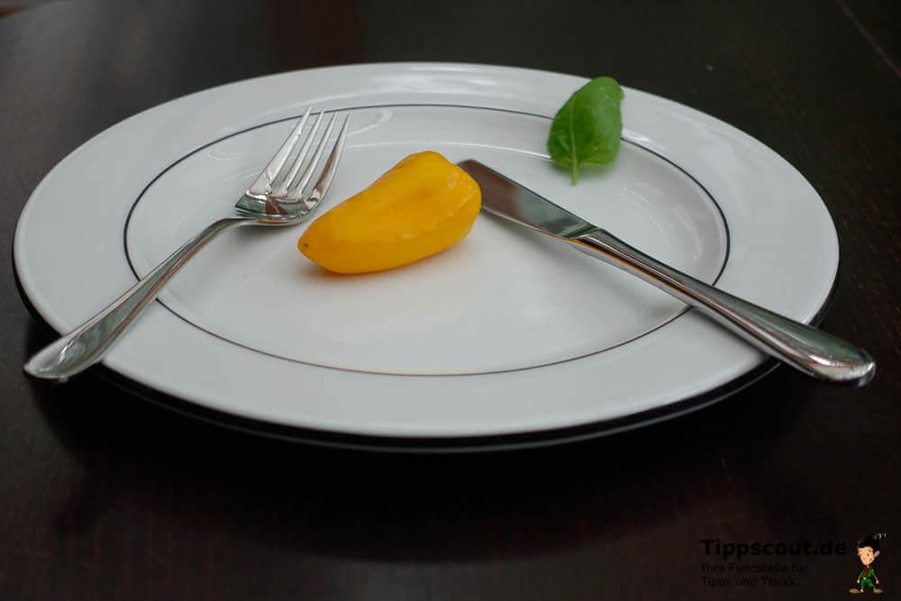 Diät durchhalten
