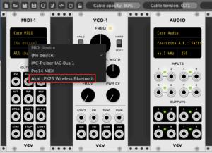 MIDI Modul hinzufügen