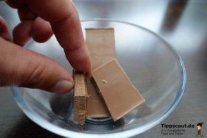 Heißhungerattacke auf Schokolade