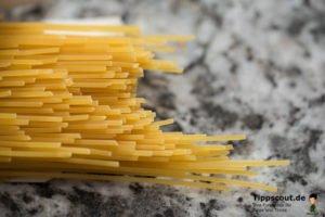 Spaghetti Kohlenhydrate