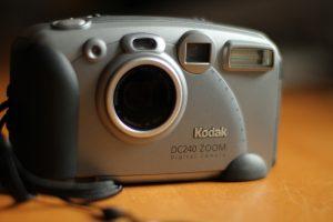 Digitalkamera Kodak DC240